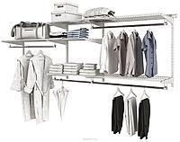 Комплект гардеробной системы Титан GS-350