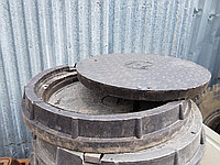 Люк полимерпесчанный (пескополимерный) в Нур-Султане