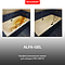 Усиленное средство для сантехники против известковых отложений и ржавчины Alfa-gel, фото 2