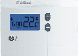 Комнатный регулятор температуры Vaillant VRT 250 - 0020182066