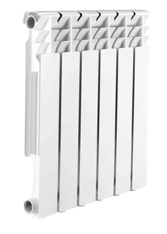 Радиатор алюминевый  500/96