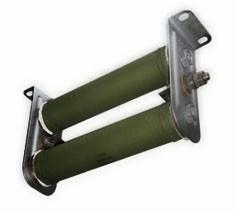 Резисторы постоянные РП 0,55-200 (0,55 Ом, 200Вт)