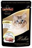 Leonardo  pure chicken Леонардо  корм из высококачественного мяса цыпленка( 85%) в пауче, 85г