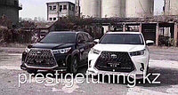 Обвес TRD Superior на Toyota Highlander 2014-20, фото 1