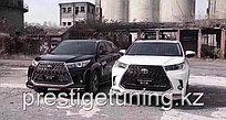 Обвес TRD Superior на Toyota Highlander 2014-20
