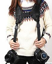 Ремень для 2-х фотоаппаратов или аксессуаров, фото 3