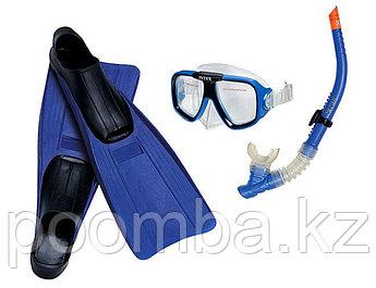 Набор для подводного плавания 55942 Ласты, маска, трубка Авиатор