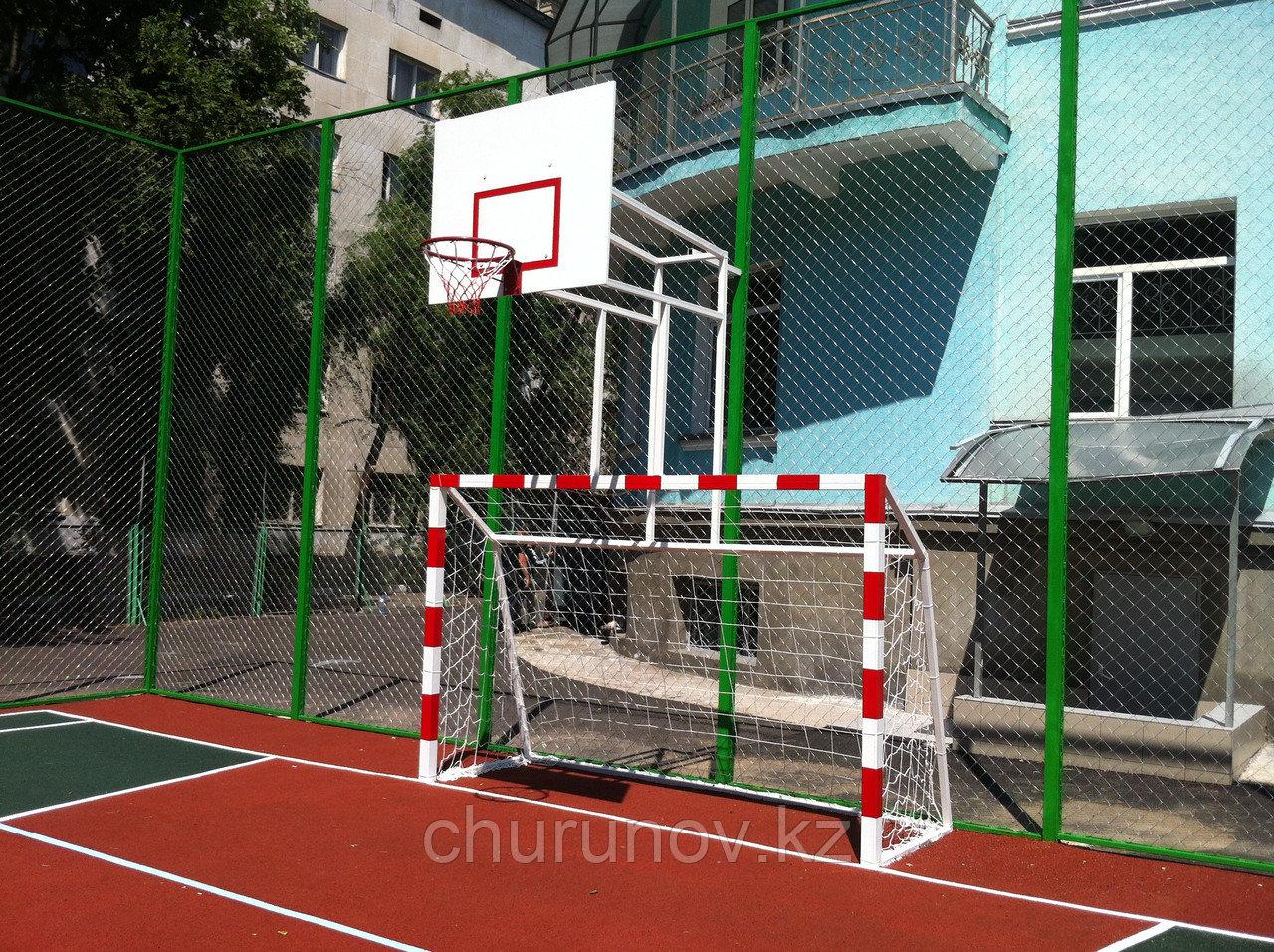 Ограждение для спортивных площадок