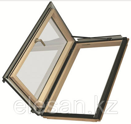 распашное мансардное окно fakro в алматы