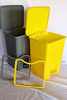 Контейнеры (урны) с педальным механизмом для сбора медицинских отходов