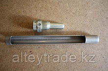 Оправа защитная ОТП металлическая прямая для технич.термометров, верх.часть 265мм, нижняя 160 мм