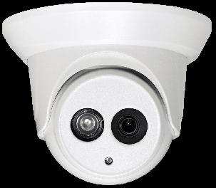 Уличная купольная IP камера iPanda iCAM FXD2-EXIR 2 Мп, фото 2