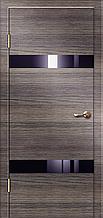 Межкомнатная дверь Модерн 502-ольха темная