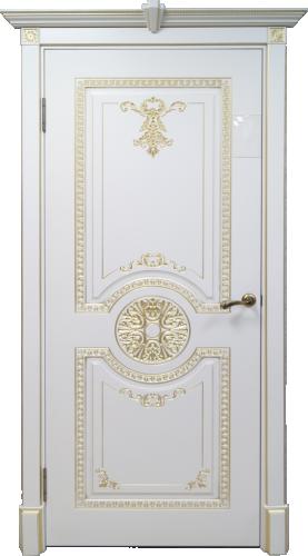 Межкомнатная шпонированная дверь Версаль