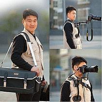 Плечевой упор для DSLR и видеокамер до 5кг, фото 3