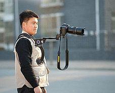 Плечевой упор для DSLR и видеокамер до 5кг, фото 2