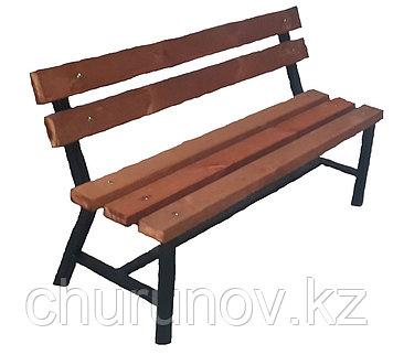 Парковые скамейки