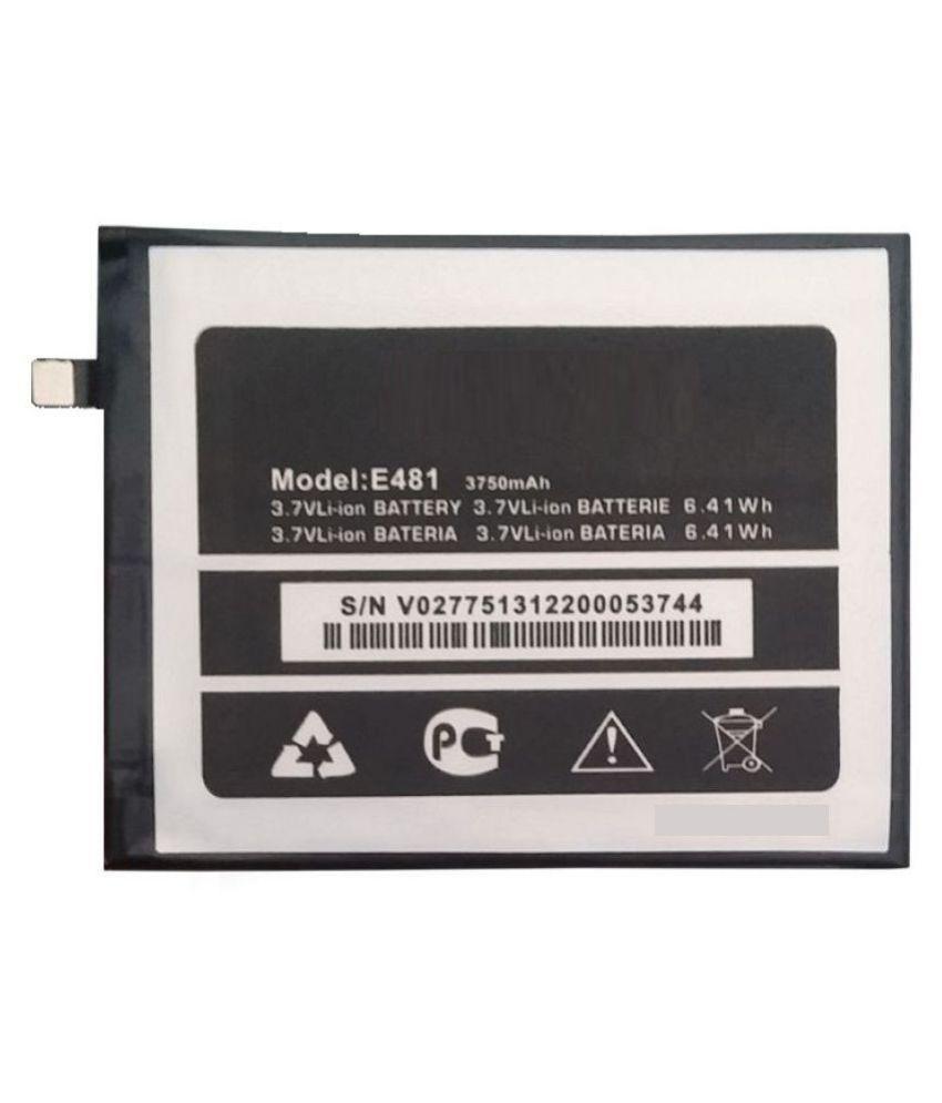 Заводской аккумулятор для Micromax E481 (3750 mAh)