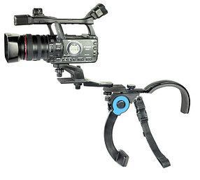 Плечевой упор для DSLR и видеокамер до 5кг