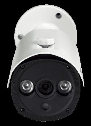 Цилиндрическая IP камера iPanda iCAM FXB1-EXIR 4 Мп, фото 2