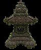 Фонарь Китайский, Садовый фонарь, парковый фонарь