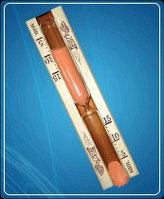 Часы песочные сувенирные для сауны исп.1, 15 мин
