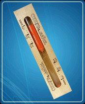Часы песочные сувенирные для сауны исп.2, 15 мин