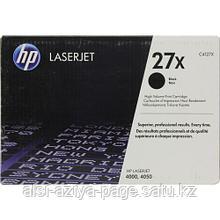 Картридж HP, C4127X, Laser, black