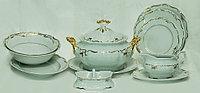 Сервиз столовый 6 персон 25 предметов Чехия 88018 MARIE-LOUISE
