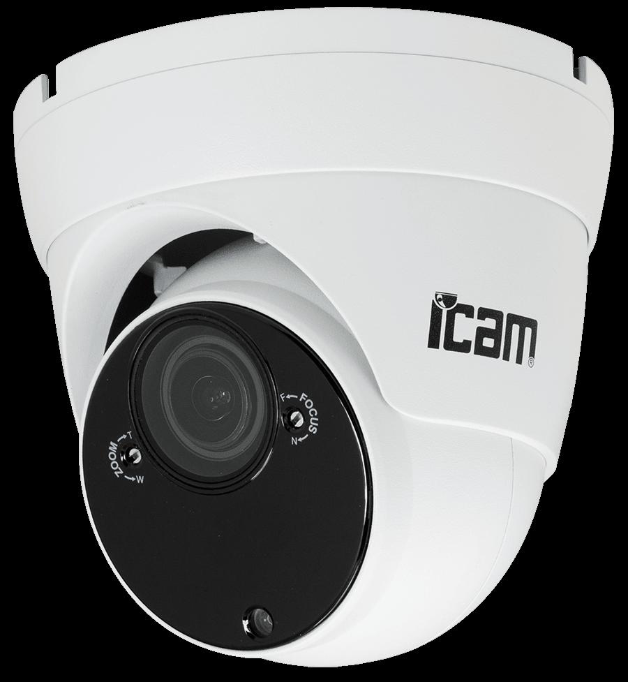 Уличная купольная IP камера iPanda iCAM VFD1 2 Мп