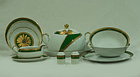 Сервиз столовый 6 персон 26 предметов Чехия VL017