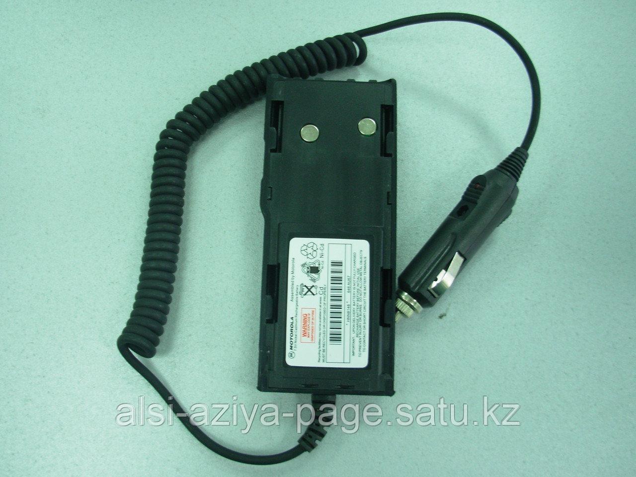 Адаптер BE300 для питания motorola GP300 от прикуривателя