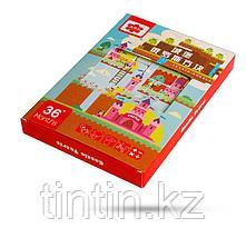 Деревянная игрушка - Тетрис-пазл, фото 3
