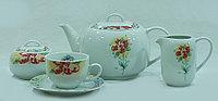 Сервиз чайный 6 персон 15 предметов 29969 LEON