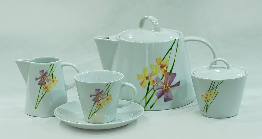 Сервиз чайный 6 персон 15 предметов 29907 SAPHYR