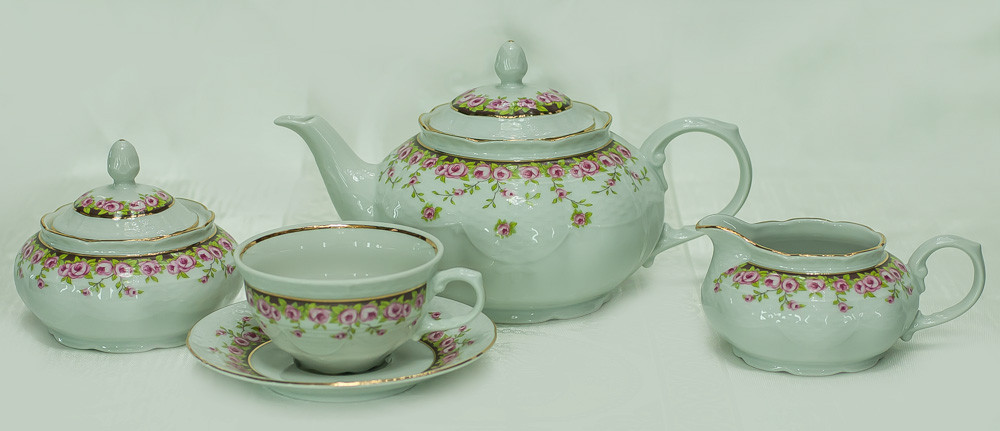 Сервиз чайный 6 персон 15 предметов 26636 Nicol