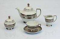 Сервиз чайный 12 персон 27 предмета Constanza Royal Platin