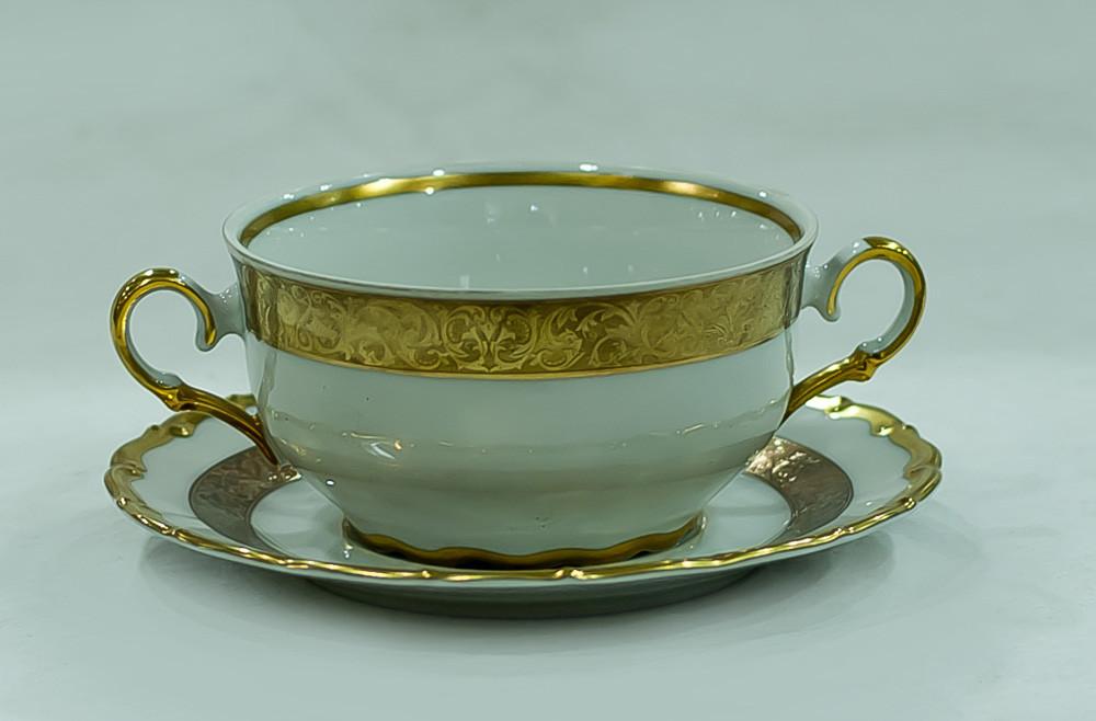 Чашка бульонная ag857