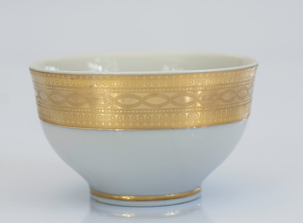 Пиала 10см Constanza 3201 Gold