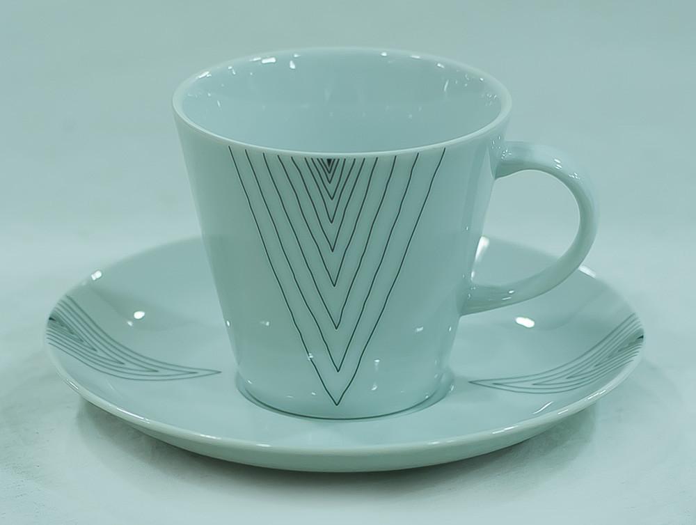 Набор кофейных пар 6персон 12 предметов 29951 tom