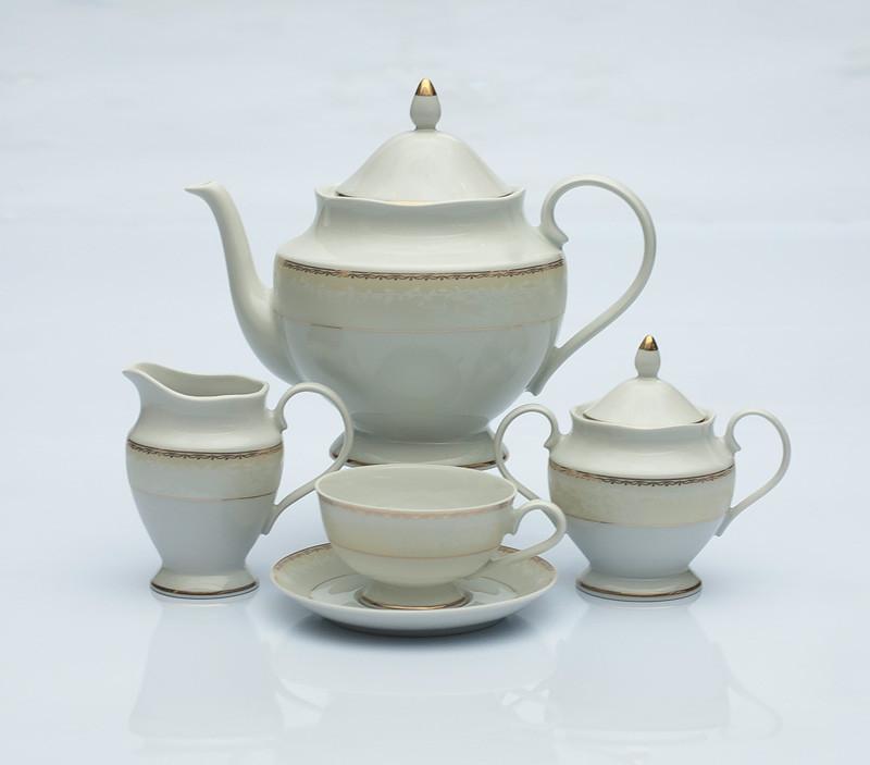 Сервиз чайный 12 персон 27 предметов B252 astra