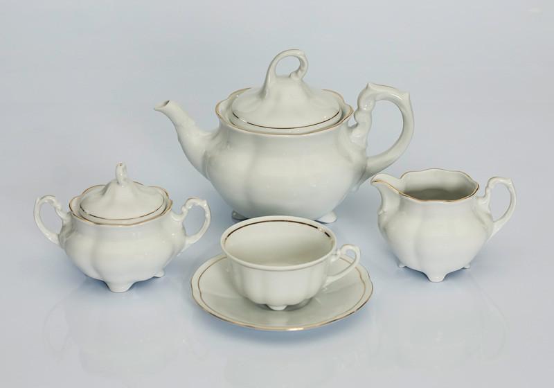 Сервиз чайный 12 персон 39 предметов Bolero 3604