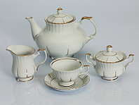 Сервиз чайный 12 персон 27 предметов B007 iwona