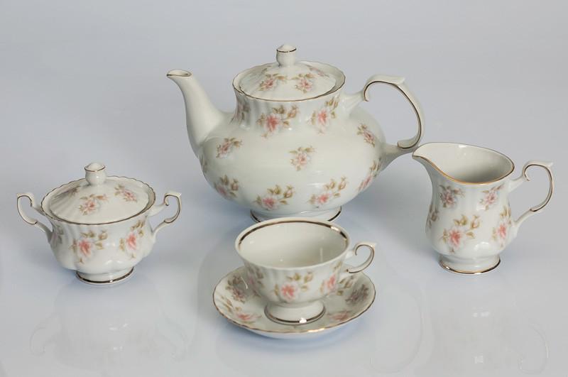 Сервиз чайный 12 персон 39 предметов B151 astra