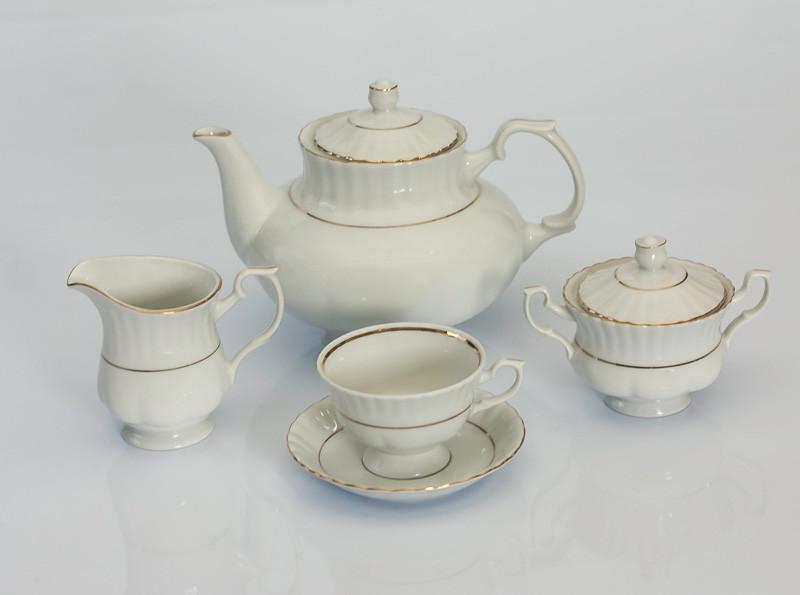 Сервиз чайный 12 персон 27 предметов B014 iwona