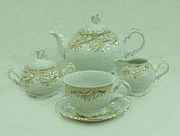 Сервиз чайный 6 персон 15 предметов 266200 Tulip