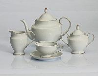 Сервиз чайный 12 персон 27 предметов B014 astra