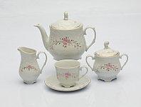 Сервиз чайный 12 персон 27 предметов Rococo E416