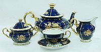 Сервиз чайный 6персон 15предметов AG838