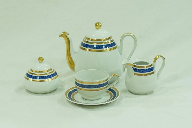 Сервиз чайный 6 персон 15 предметов VL018